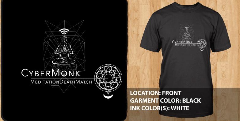 Cybermonk Shirt